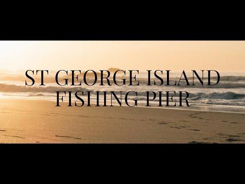 St George Island Fishing Pier