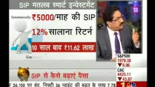 HEMANT RUSTAGI, CEO WISEINVEST ADVISORS ON CNBC AWAAZ   YOUR MONEY 070714