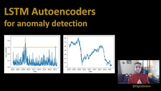 180 - LSTM Autoencoder for anomaly detection