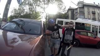 СтопХам Крым - Он просто лысину свою светит