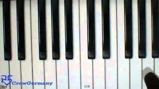here comes forever r5 piano version easy teach