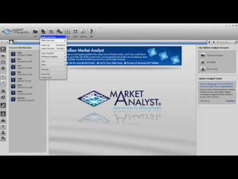Market Analyst Lesson1 - Setting Up and Understanding Market-Analyst