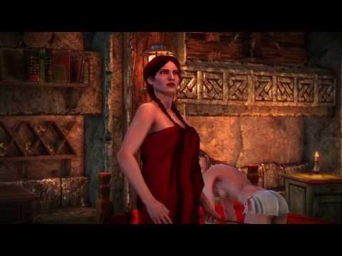 Секс с цинтией ведьмак 2