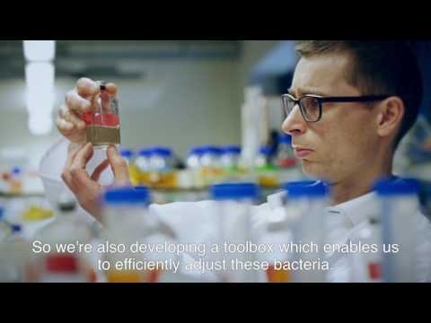 Prof. Richard Kranenburg: Bacteriën als fabriekjes van de bio-economie