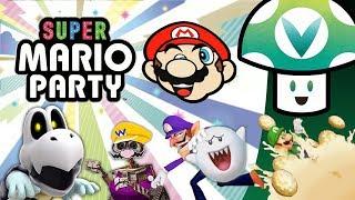 [Vinesauce] Vinny - Super Mario Party