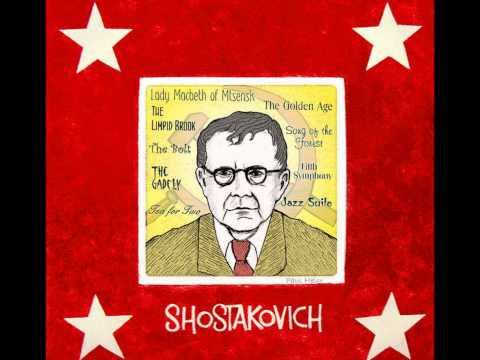 Клип Dmitri Shostakovich - Allegretto