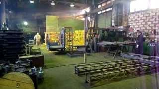видео подъемник мачтовый грузовой