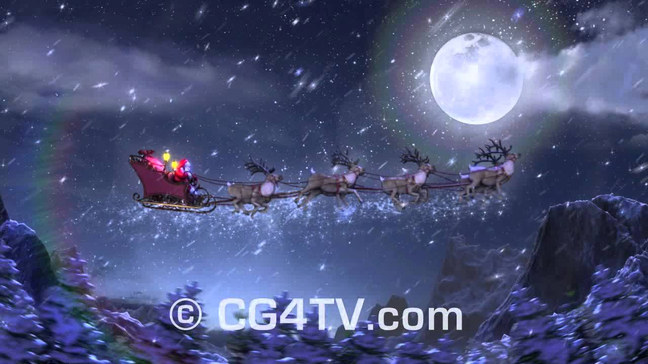 Christmas 3d Animations Collection Happy Holidays Stock Footage Youtube Animation