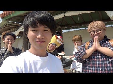【出張】沖縄BBQ食堂〜スペアリブと肉ピザとその他もろもろ〜めっちゃ楽しかったで〜
