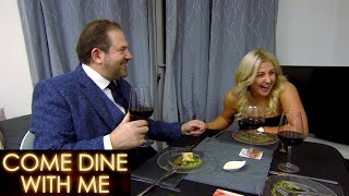 Giovanni Shows Off His Singing Voice! | Come Dine With Me