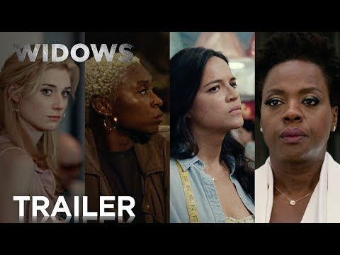 Widows | Teaser Trailer [HD] | 20th Century FOX