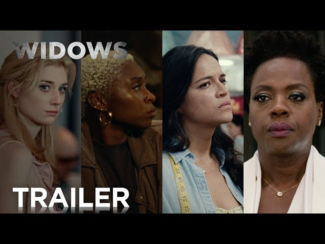 Widows | Teaser Trailer | 20th Century FOX