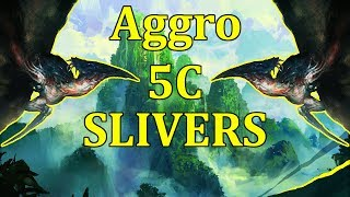 Modern Aggro SLIVERS w/ Unclaimed Territory - NEW from XLN!