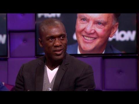 Zegt Clarence Seedorf 'ja' tegen Oranje? - RTL LATE NIGHT
