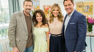 walt willey surprises susan lucci on hallmark channels home family full interview