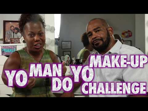 Makeup Challenge on Lil Boss