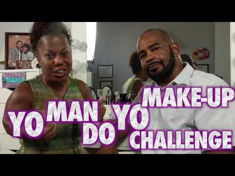 Makeup Challenge on Lil Boss