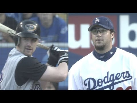 Chad Tracy's RBI single ends Eric Gagne's save streak