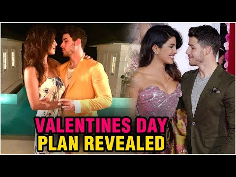 Priyanka Chopra And Nick Jonas' Plans For Their First Valentines Day Post Marriage REVEALED