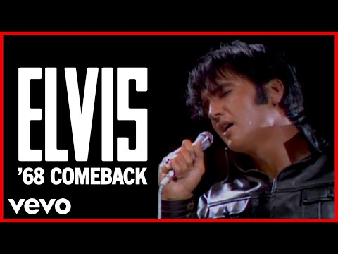 Elvis Presley - Love Me Tender ('68 Comeback Special 50th Anniversary HD Remaster)
