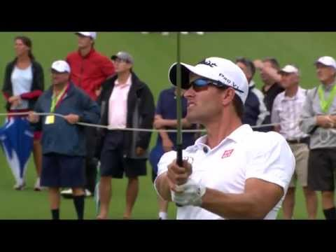 2013 PGA Grand Slam of Golf Highlights: Early final round