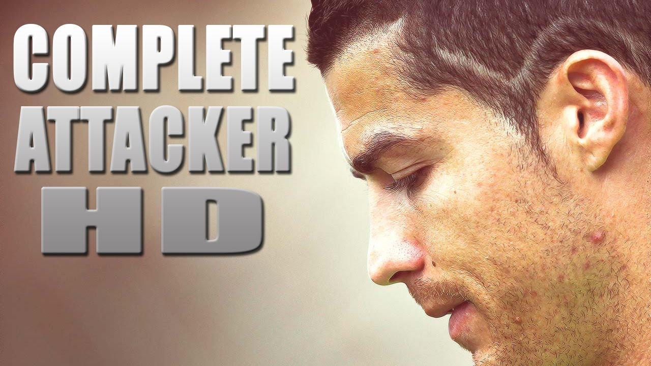 Cristiano Ronaldo ● Complete Attacker 2013 HD