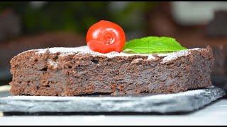Настоящий «БРАУНИ» – Особенности приготовления БРАУНИ с шоколадом. Шоколадный Брауни. Простой рецепт