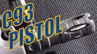 C93 Pistol
