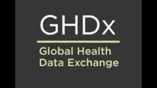 Introduction to the Global Health Data Exchange (GHDx)