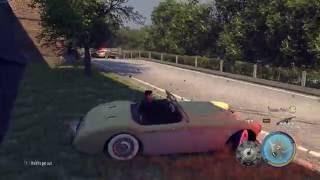 Mafia II Free Roam Gameplay