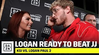 Logan Paul 'Messaged KSI' After Firey Rant On Saturday Night