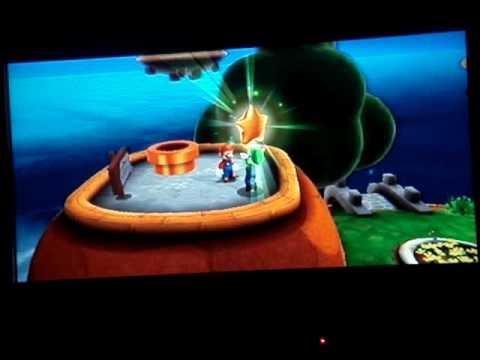 Super Mario Galaxy Walkthrough: Good Egg Galaxy Secret ...