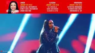 SINACH UK TOUR 2018 |  ADVERT