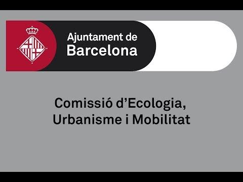 Comissió d'Ecologia, Urbanisme i Mobilitat 13/02/2019