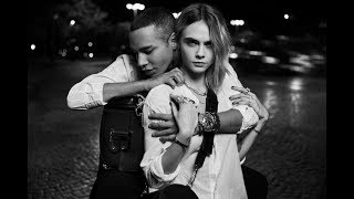 TRUE or DARE with Cara Delevingne and Olivier Rousteing
