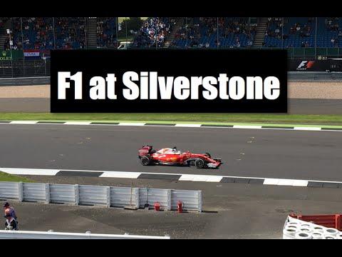 Silverstone F1 Visit - Inside Lane VLOG