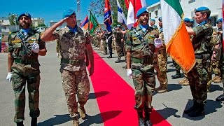 On Peacekeepers' Day, UNIFIL pays tribute to military and civilian personnel