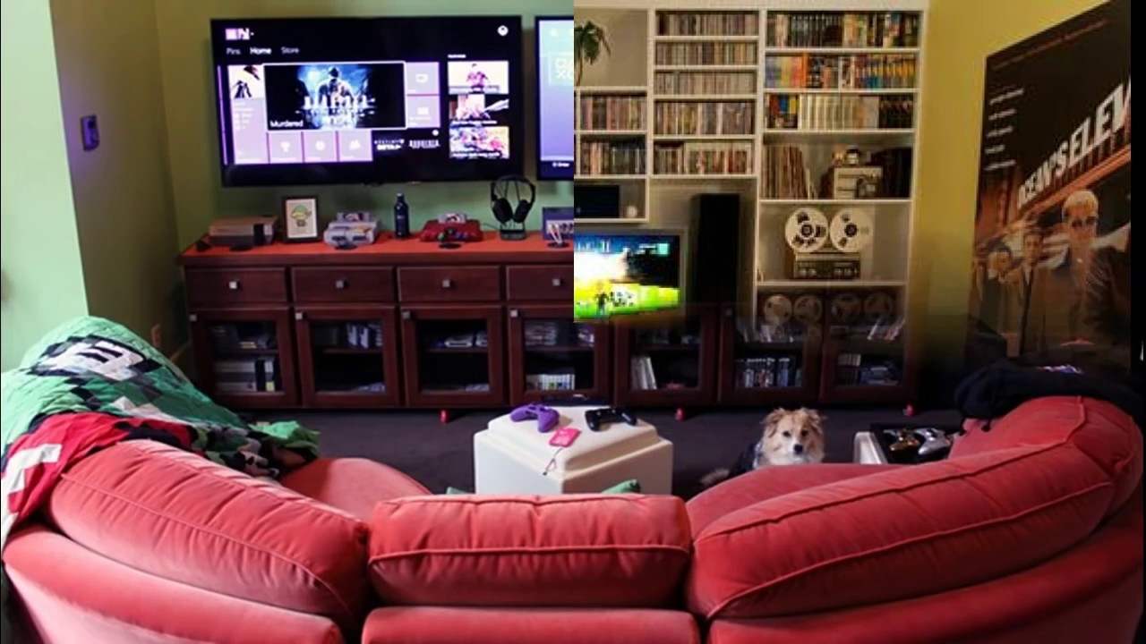 Awesome Game Room Ideas Part - 39: Awesome Game Room Design Room Ideas