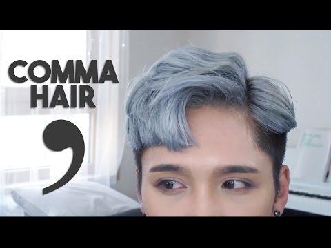 Comma Hair (쉼표머리) - Edward Avila