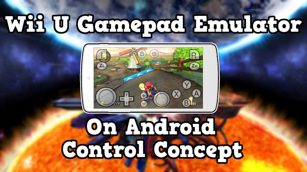 Wii u emulator for android apk download