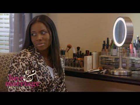 Latisha Asks Marsau to Watch the Kids   Love and Marriage: Huntsville   Oprah Winfrey Network