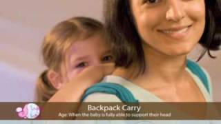 Sling Wrap Baby Carrier