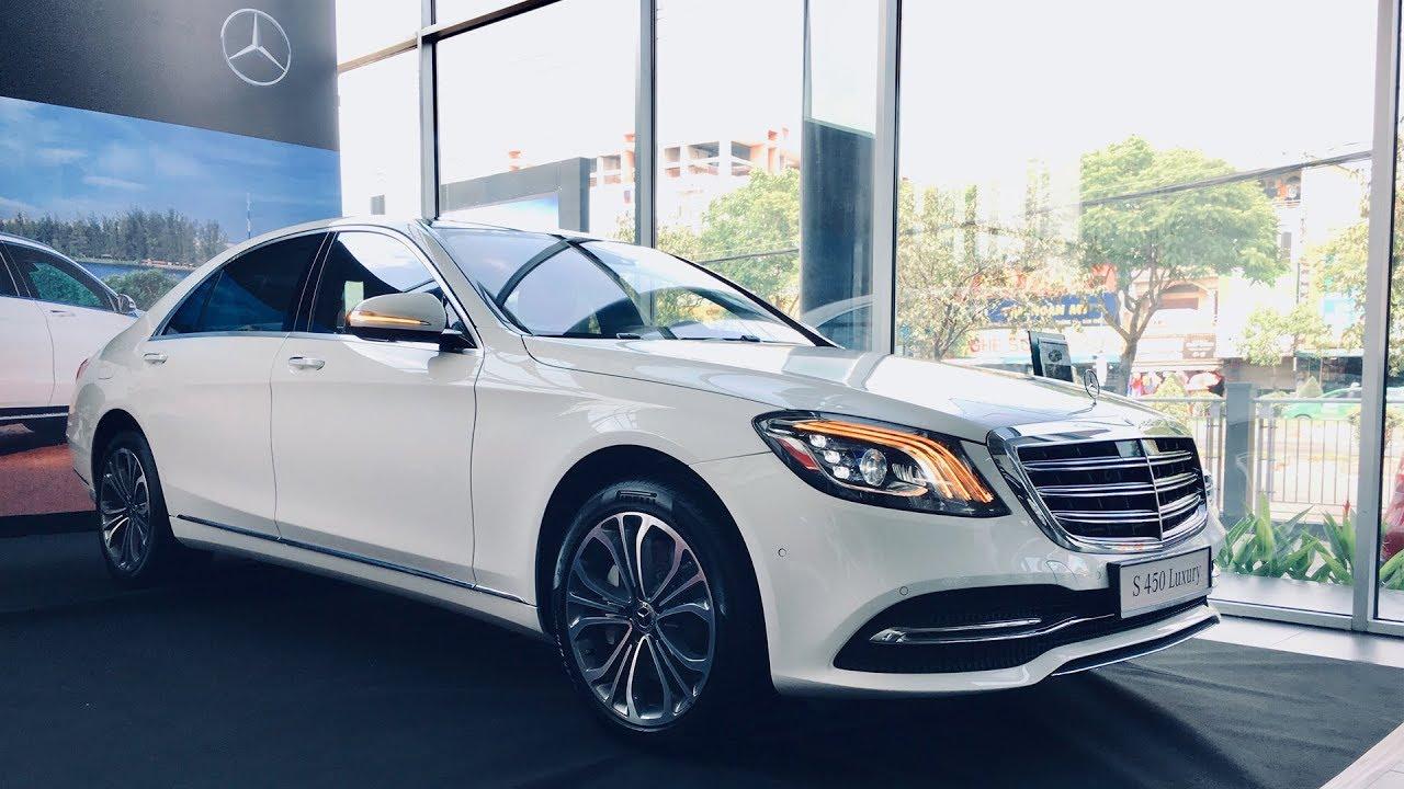 Mercedes S450 Luxury 2019 Sự Chọn Lựa Không Thể Tốt Hơn Trong Phân Khúc Xe Siêu Sang