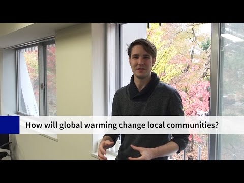"GiFT2016 ""What kind of actions are you taking to respond to the global warming?"""