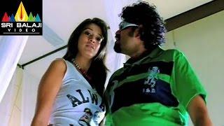 Gambler Movie Lakshmi Rai and Prem Scene   Ajith Kumar, Arjun, Trisha   Sri Balaji Video