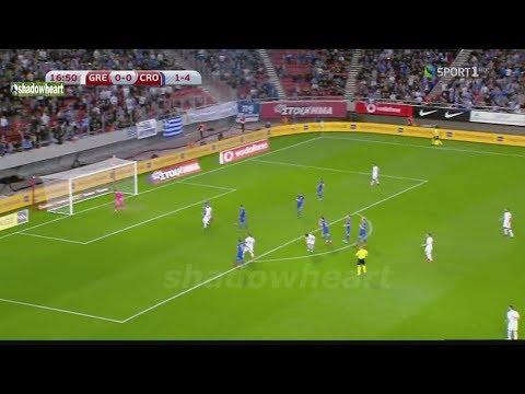 Ελλάδα-Κροατία 0-0 Highlights / Προκριματικά Π.Κ 18' / 2ος αγώνας / {12/11/17}