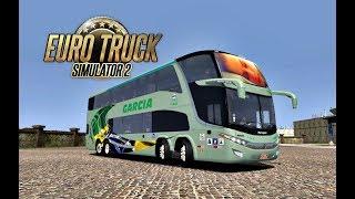 Euro Truck 2 - G7 DD | Scania | Mapa Eldorado PRO