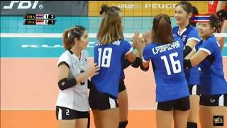 Video Thailand vs Indonesia | 23 August 2017 | Volleyball Women's 29th SEA GAMES download MP3, 3GP, MP4, WEBM, AVI, FLV November 2018