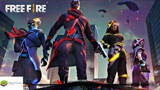 FREE FIRE SOLO TOURNAMENT WHO IS BEST IN FREE FIRE - BLUESTACKS ||FREE FIRE LIVE