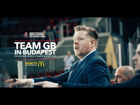 IHUKTV - Team GB in Budapest - Great Britain v Slovenia